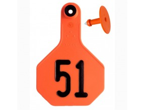 Y-Tex 3* #51-75 Ear Tags Medium