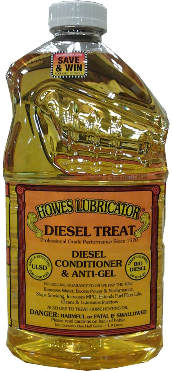 Howe's Diesel Treatment 64 oz
