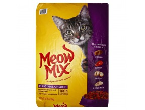 16# Meow Mix Cat Food