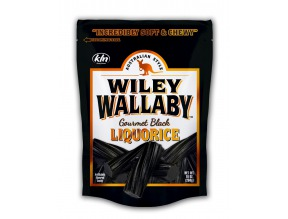 Wiley Wallaby Black Liquorice 10 oz
