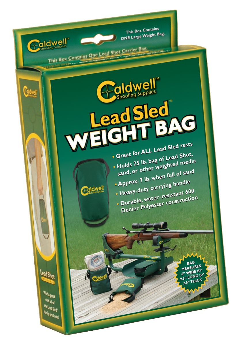 Lead Sled Weight Bag