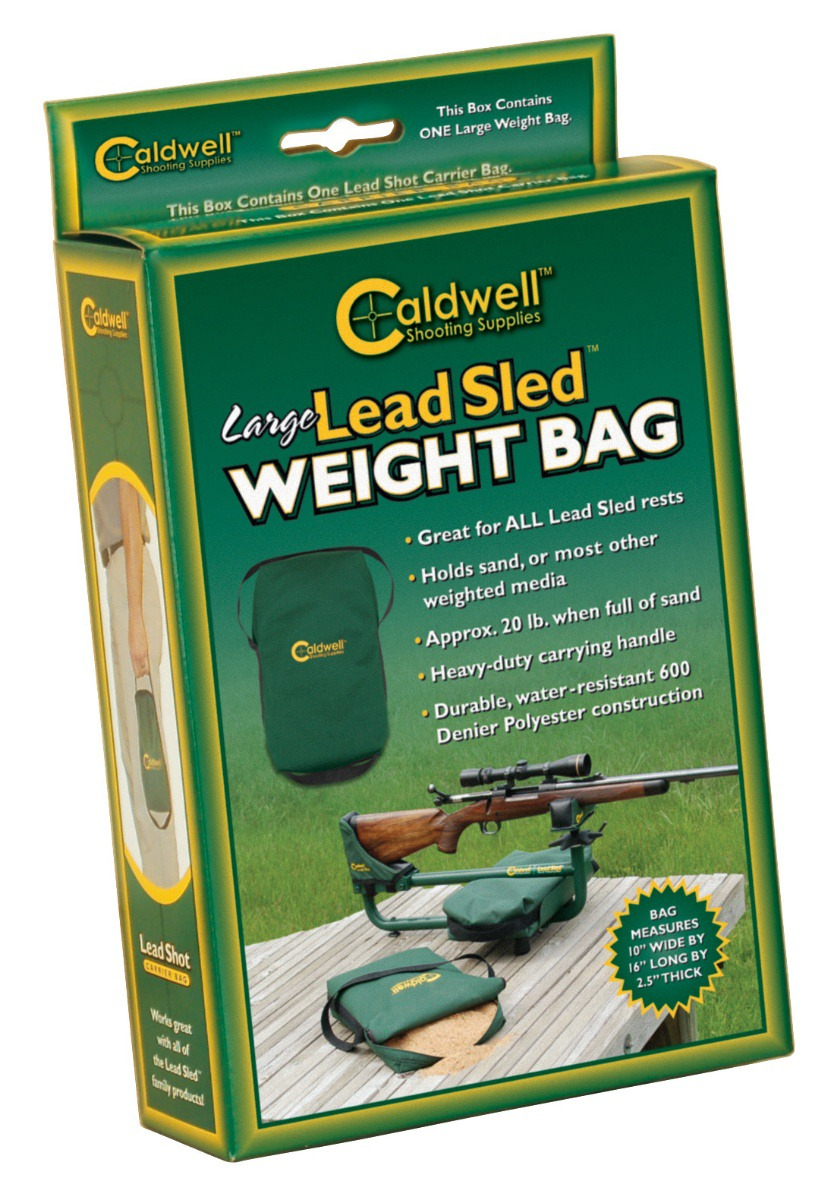 Caldwell Large Lead Sled Weight Bag