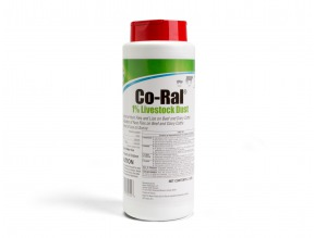 Co-Ral 1% Livestock Dust Shaker