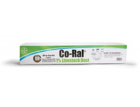 Co-Ral 1% Livestock Dust Kit