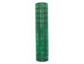 Green Vinyl Coated Fence