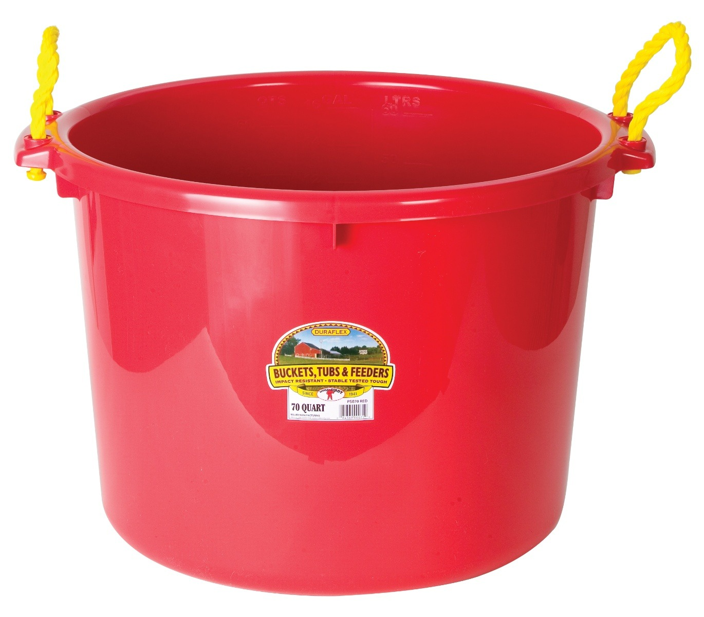 70 Quart Muck Bucket