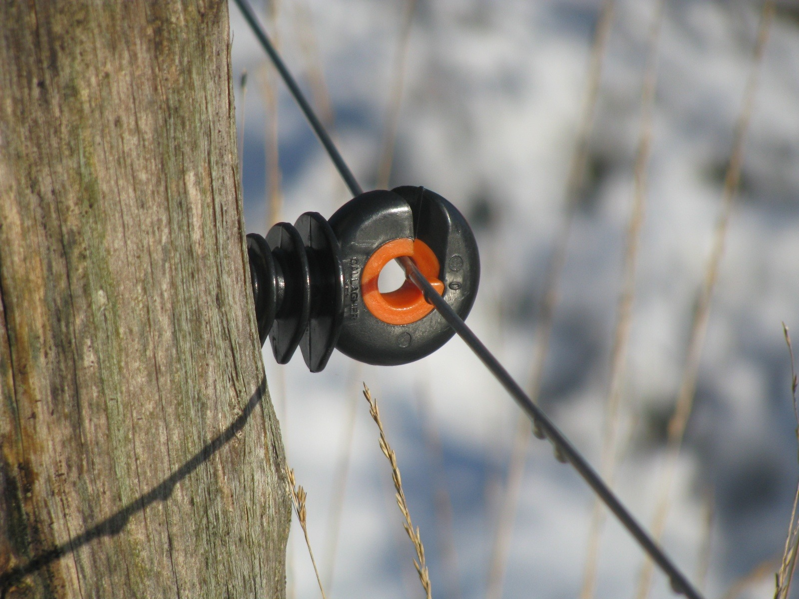 Fence Ring Insulator