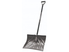 "18"" Poly Combo Shovel - Steel Handle with Sleeve"