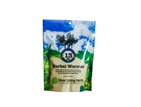 #13 Herbal Wormer 1lb | Silver Lining Herbs