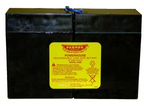 12 Volt Electric Fence Battery