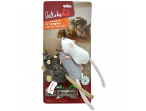 Petlinks® Lil Creepers™ Cat Toy Mice