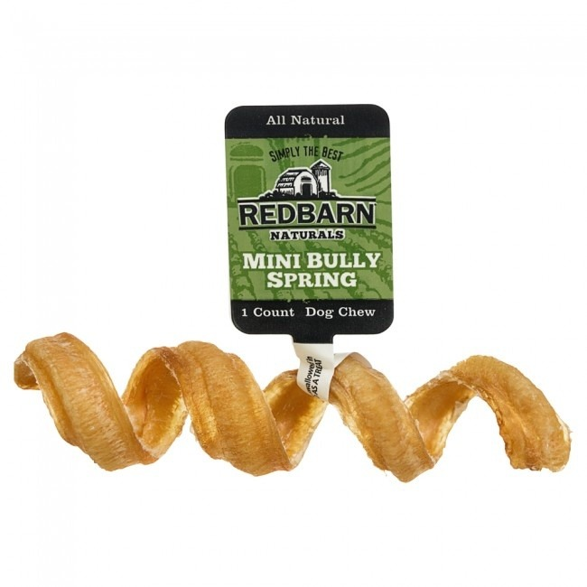 Bully Spring Dog Treat