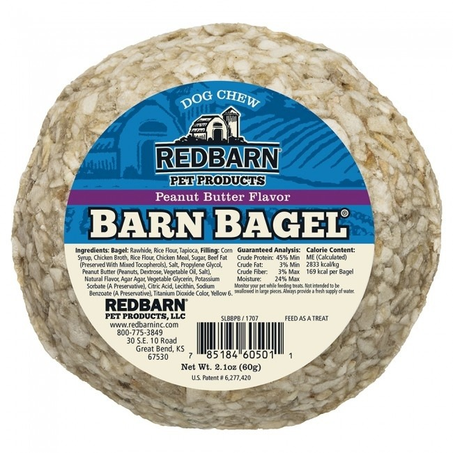 Barn Bagel Dog Treat