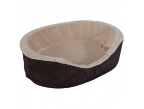 Twill Lounger Pet Bed