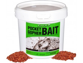Kaput D Packet Gopher Bait Pail