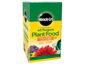 MiracleGro All Purpose Plant Food
