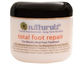 Naturulz Total Foot Repair 4 oz
