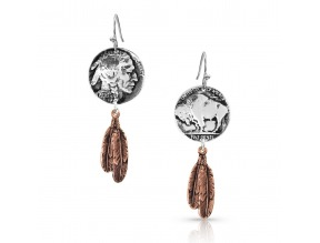 Montana Silversmith's Roam Free Earrings