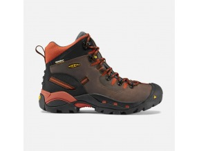 "Keen Men's Pittsburgh 6"" Boot (Soft Toe)"