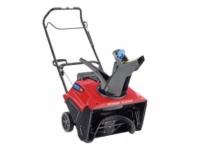"Toro Power Clear® 721 E (21"") 212cc 4-Cycle Single-Stage Snow Blower w/ Electric Start"