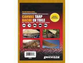 Erickson Canvas Tarp