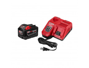 Milwaukee M18™ REDLITHIUM™ HIGH DEMAND™ 9.0 Starter Kit