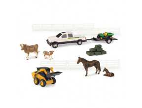 1:32 John Deere Utility Vehicle Set