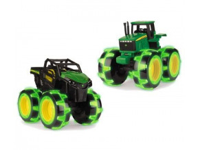 John Deere Tomy Lightning Wheels Assortment