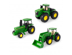 John Deere Iron Vehicle Assortment