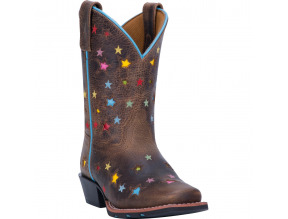 Dan Post Starlett Leather Youth Boot