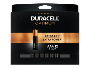 Duracell Optimum AAA Batteries