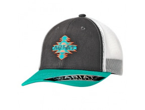 Kid's Ariat Aztec Cap