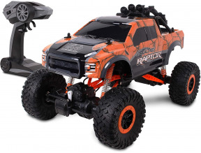 RealTree® RC 1:10 Scale RTR Off-Road 4x4 Xtreme: Ford F-150 Raptor