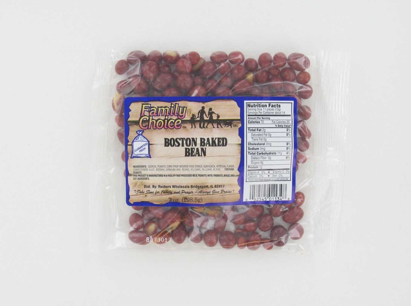 Boston Baked Beans 7 oz