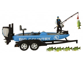 Big Country Farm Toys Bass Boat