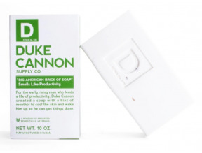 Duke Cannon Big American Brick of Soap - Productivity
