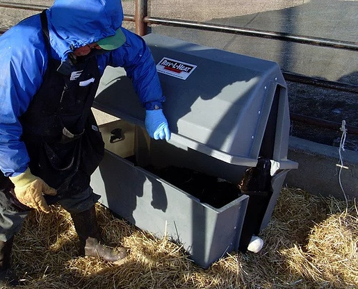 Smucker Roy-L-Heat Calf Warmer