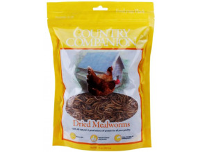 Country Companion Mealworms Treats