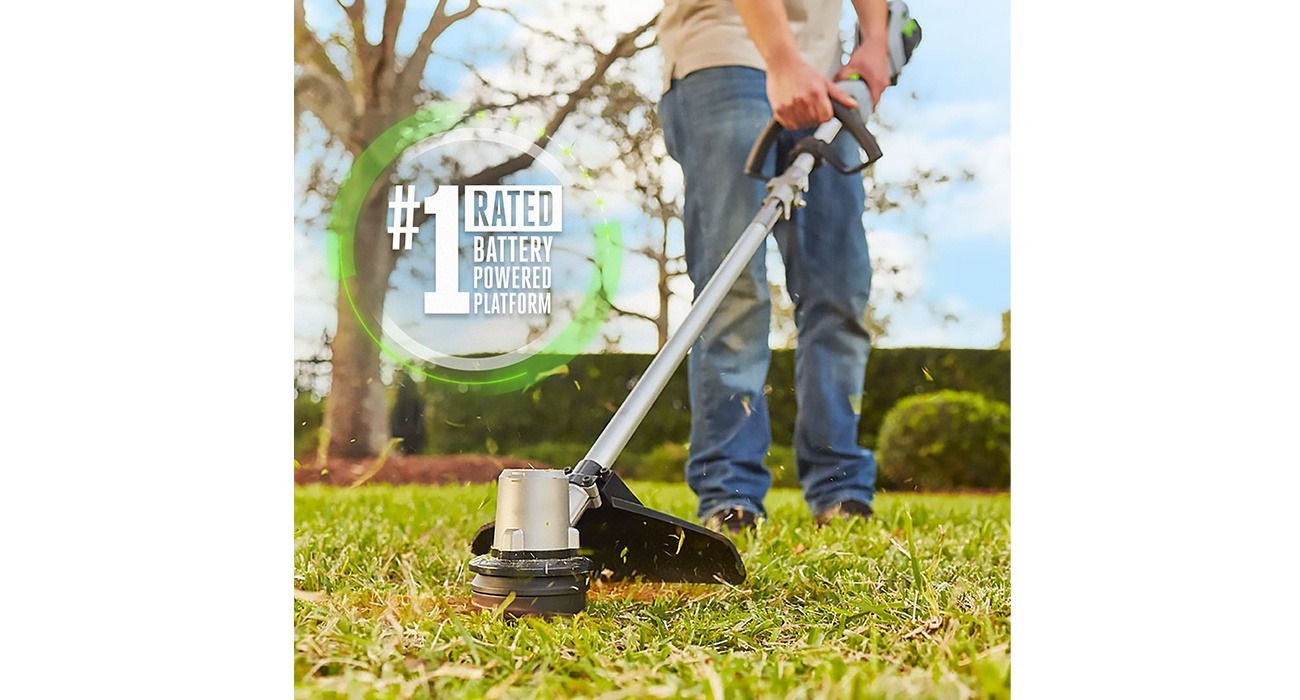 "EGO Power+ 15"" String Trimmer with Rapid Reload"
