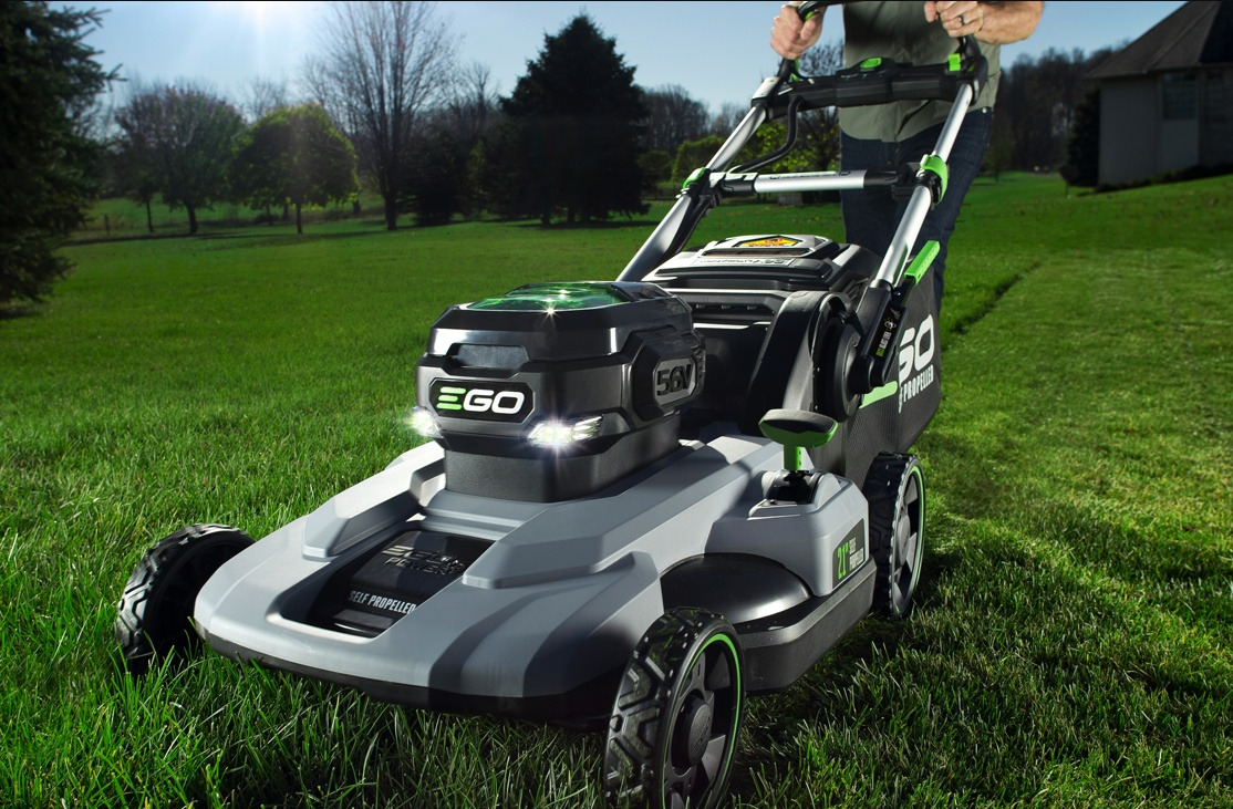 "EGO Power+ 21"" Self-Propelled Mower LM2102SP"