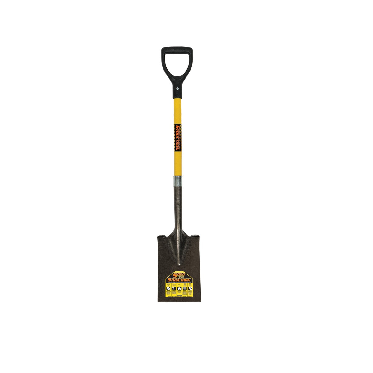 Structron® S600 Power™ Garden Spade with D-Handle