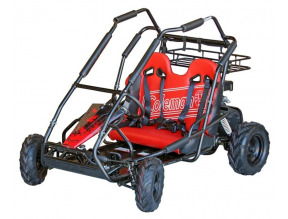 Coleman Powersports KT-196 Off Road Go Kart